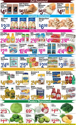 Corn Flakes deals in Associated