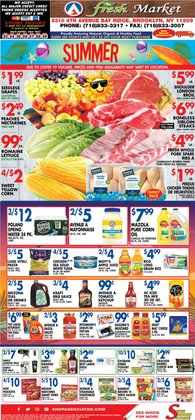 Grocery & Drug deals in the Associated catalog ( Expires today)