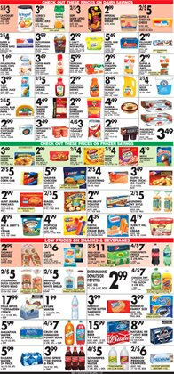Pillsbury deals in the Associated weekly ad in New York