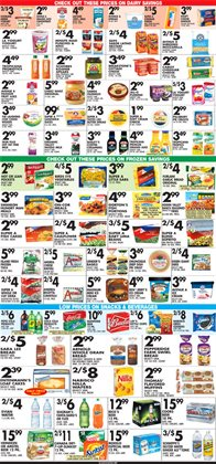 Yoplait deals in the Associated weekly ad in New York