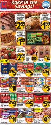 BigM deals in the Dolgeville NY weekly ad