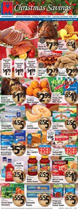 BigM deals in the Rochester NY weekly ad