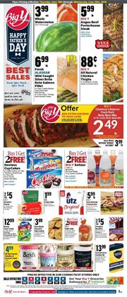 Big Y deals in the Worcester MA weekly ad