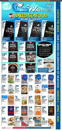 Grocery & Drug offers in the Big Y catalogue in Waterbury CT ( 2 days left )