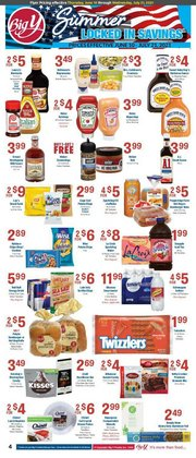 Big Y deals in the Big Y catalog ( More than a month)