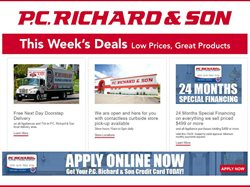 Electronics & Office Supplies offers in the P.C. Richard & Son catalogue in Bridgeport CT ( 2 days ago )