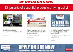 Electronics & Office Supplies offers in the P.C. Richard & Son catalogue in Danbury CT ( Expires tomorrow )