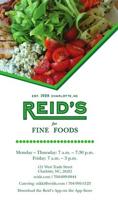 Reid's deals in the Charlotte NC weekly ad