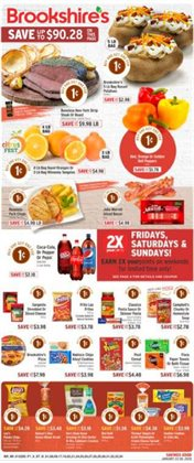 Brookshire's deals in the West Monroe LA weekly ad