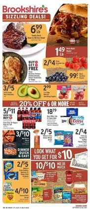 Brookshire's deals in the Brookshire's catalog ( 2 days left)