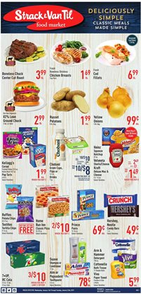 Strack & Van Til deals in the Valparaiso IN weekly ad