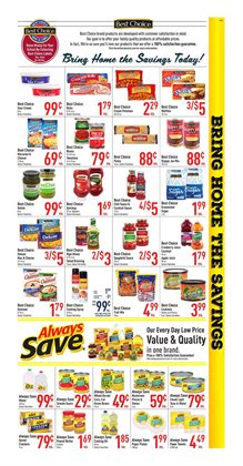 Saw deals in the Strack & Van Til weekly ad in Chicago Heights IL
