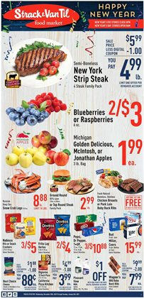 Strack & Van Til catalogue in Chicago IL ( Expired )