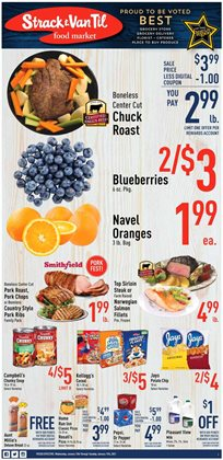 Strack & Van Til catalogue in Chicago IL ( Expires tomorrow )