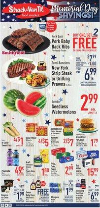 Strack & Van Til catalog ( Expired)