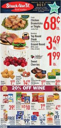 Strack & Van Til deals in the Strack & Van Til catalog ( Expires today)