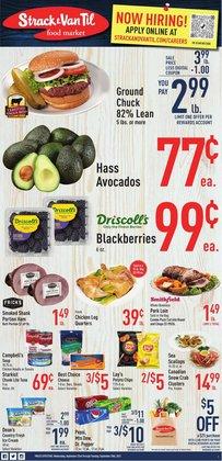 Grocery & Drug deals in the Strack & Van Til catalog ( 4 days left)