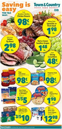 Grocery & Drug offers in the Town & Country catalogue in Valparaiso IN ( 2 days ago )