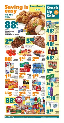 Town & Country Food Market deals in the Valparaiso IN weekly ad