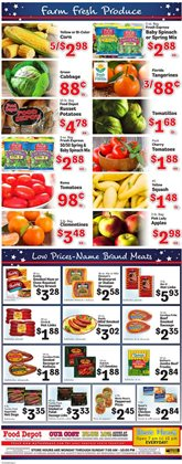 Walker deals in the Food Depot weekly ad in Acworth GA