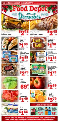 Food Depot catalogue ( 2 days left )