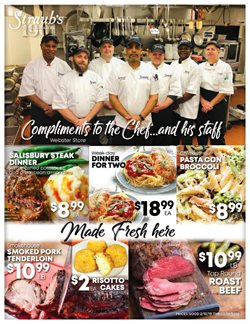 Straub's Markets deals in the Saint Louis MO weekly ad