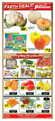 Food Pavilion deals in the Arlington WA weekly ad