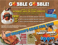 Sullivan's Foods deals in the Freeport IL weekly ad