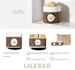 Beauty & Personal Care deals in the LaLicious catalog ( Published today)
