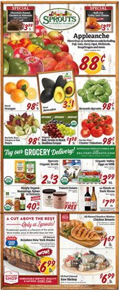 Sprouts Farmers Market deals in the Phoenix AZ weekly ad