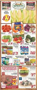 Sprouts Farmers Market | Weekly Ads & Coupons - May 2019