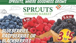 Sprouts Farmers Market catalogue ( 2 days ago )