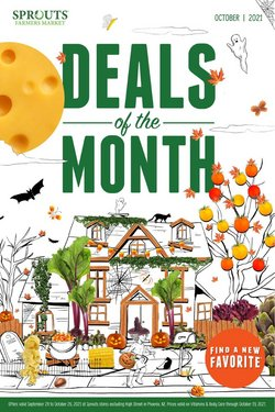 Sprouts Farmers Market deals in the Sprouts Farmers Market catalog ( 10 days left)
