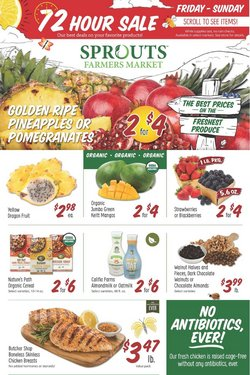 Sprouts Farmers Market deals in the Sprouts Farmers Market catalog ( 3 days left)