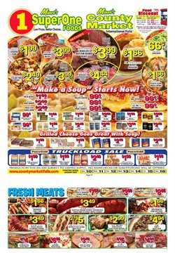 Super One Foods catalogue ( Expires tomorrow )