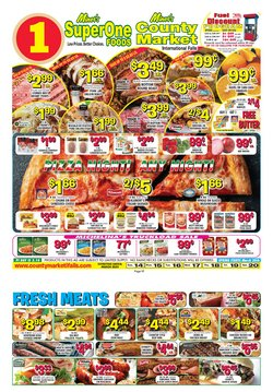 Super One Foods catalogue ( Expired )