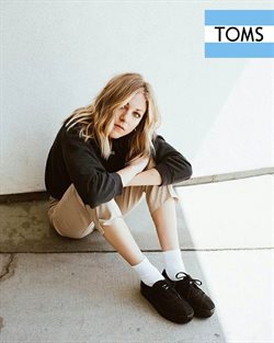 TOMS Shoes deals in the New York weekly ad