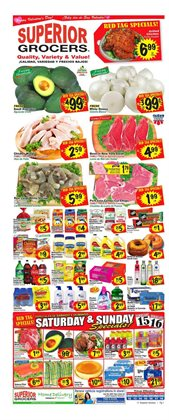 Superior Grocers catalogue ( 2 days left )
