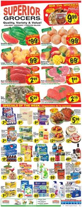 Superior Grocers catalogue in Lancaster CA ( Expires tomorrow )