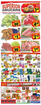 Superior Grocers deals in the Superior Grocers catalog ( 1 day ago)