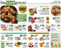 The Fresh Grocer deals in the The Fresh Grocer catalog ( 1 day ago)