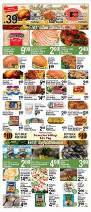 The Fresh Grocer deals in the Philadelphia PA weekly ad