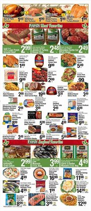The Fresh Grocer deals in the New Philadelphia PA weekly ad