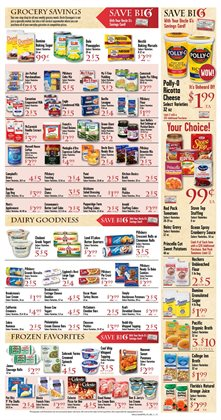 Uncle Giuseppe's deals in the Yorktown Heights NY weekly ad