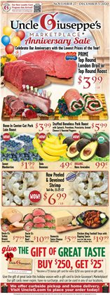 Grocery & Drug offers in the Uncle Giuseppe's catalogue in Ontario CA ( Expires today )