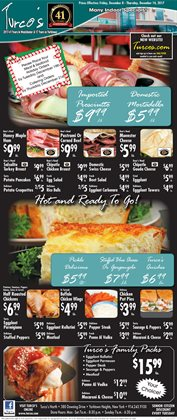 Turco's deals in the Yorktown Heights NY weekly ad