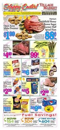 Village Market Food Centers catalogue ( Expires tomorrow )
