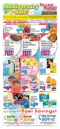 Village Market Food Centers catalogue ( Expired )