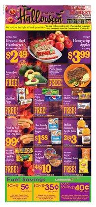 Village Market Food Centers deals in the Village Market Food Centers catalog ( Expires tomorrow)