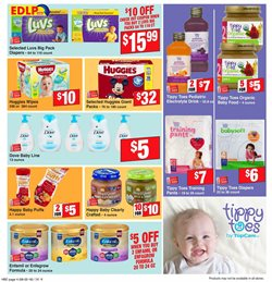 Huggies deals in the Weis Markets weekly ad in Lancaster PA